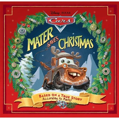 Mater Saves Christmas 61Z2Mc9nqsL._SS500_