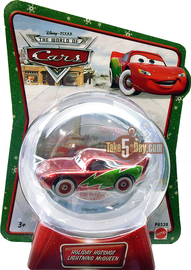 Mater Saves Christmas Holiday-Hotshot-WM