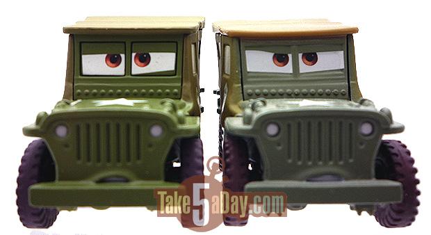 boot camp  petite déception Sarge-Front