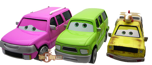 Sarge SUV bootcamp coffret exclusif toys'r us - Page 2 Three