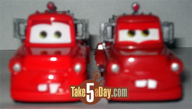 L'ambulance Rescue Squad serait révisée par mattel RS-Mater