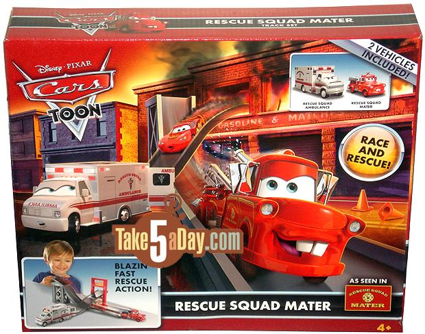 L'ambulance Rescue Squad serait révisée par mattel Rescue-Squad-mater
