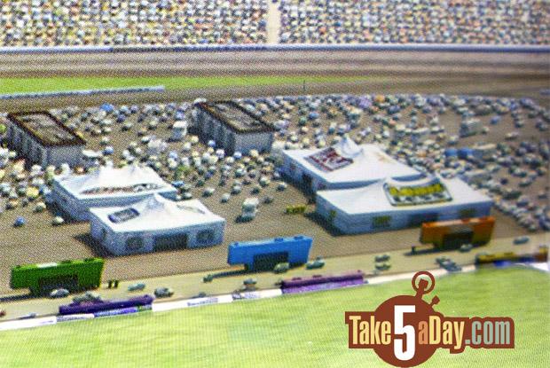 La voiture du film Cars 2 que vous aimeriez voir en miniature Mattel ! - Page 6 Infield5