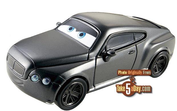 [Cars 2] Prince Wheeliam Prince-Wilhem