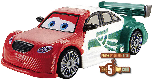[Cars 2] Memo Rojas Ult-Chase-Mexico