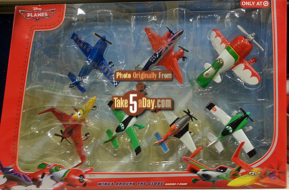 [Planes] Sortie d'un nouveau pack Planes : Wings Around the Globe en pack de 7 ! Target-7-Pack