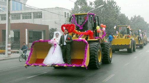 ابتکار عجیب داماد چینی برای مراسم ازدواج!! 0.174971001289029458_57430_593