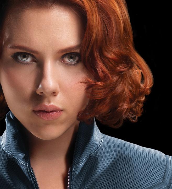Scarlett Johansson / Black Widow Avengers buste (échelle 1/2) 04_AvengerCountdownBlackWidow