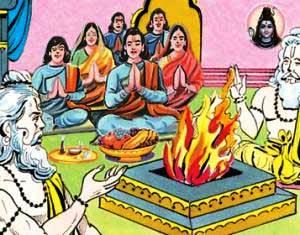 ஆதி சங்கரரின் ஆன்ம போதம் - தத்துவம் - எஸ். ராமன் Hawan-karma-kanda