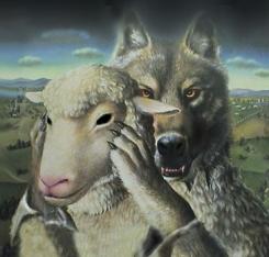 மதமாற்றம் எனும் கானல் நீர் Wolfsheep