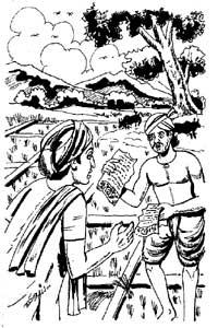 மரியாதை இராமன் கதைகள் - சான் நீளமா? முழம் நீளமா? 9