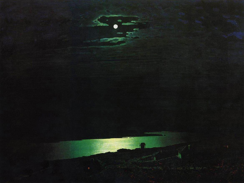 Магия ночи в живописи Kuindzhi1