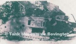 La bataille de Cambrai Maison_tank