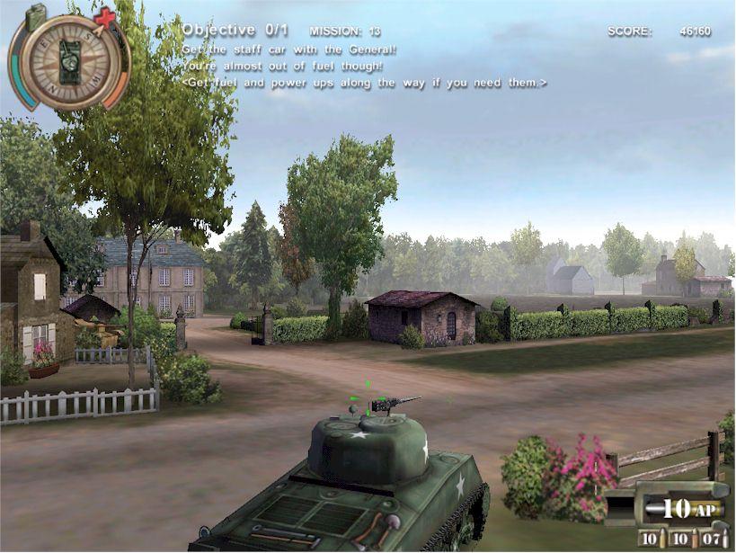 لعبة الاكشن والحروب والدبابات الرائعة Tiger Hunt بحجم 103 ميجا فقط !! تحميل مباشر وعلى اكثر من سيرفر ... Tg13