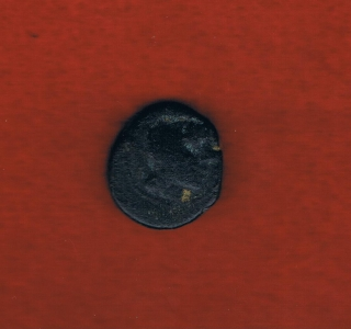 Bronce de Atenas (Atenea - Mochuelo sobre ánfora) / 195-190 a.C. Greek_019