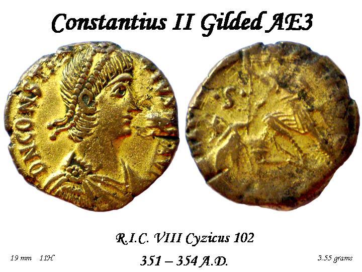 Les nummi recouverts de dorure. Lg_Constantius_II_Gi