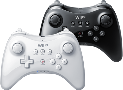 La Wii U                Wii-U-Pro-Controller