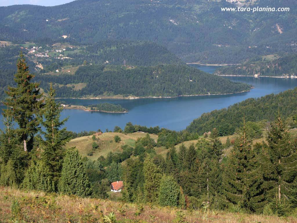 Jezera Zaovine-jezero-8