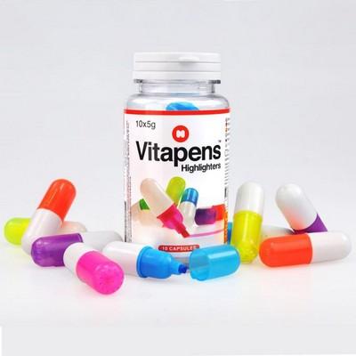 Stabilo lance un surligneur «sexy» dédié aux femmes - Page 2 Surligneurs-vitamines