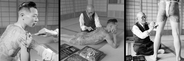 [Société] Irezumi, le Tatouage Japonais Japanese-tattoo