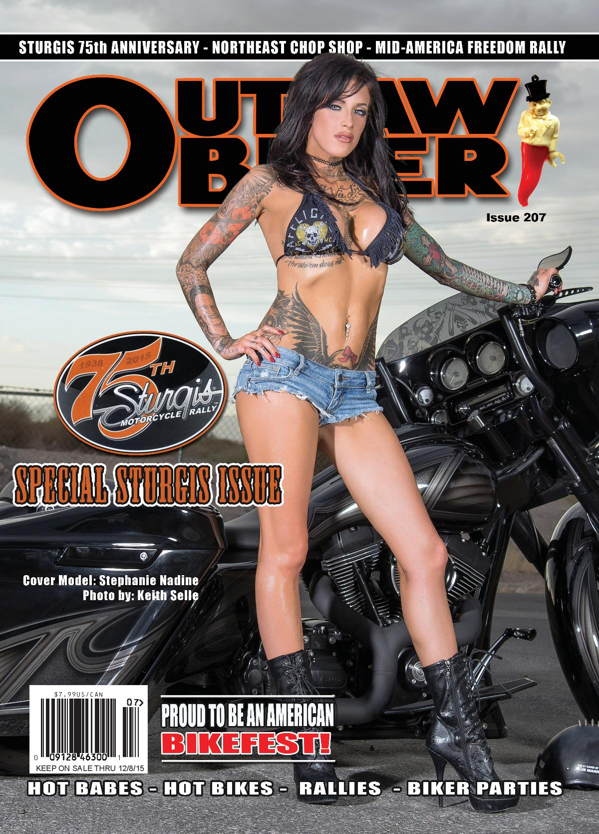 Salutations kissiennes. - Page 15 Outlaw-Biker-207-Cover