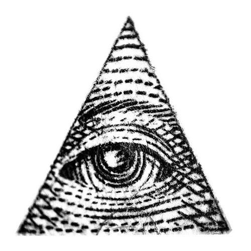 Nueva canción » Honeymoon [YA SALIÓ] Grey-ink-illuminati-eye-logo-tattoo-design