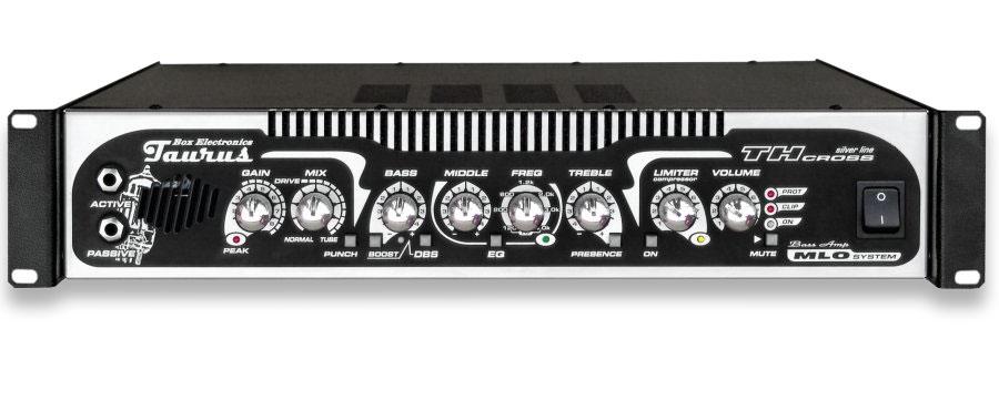 Taurus Bass Amplication 231024e