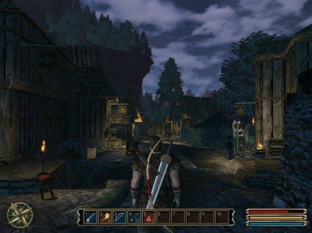 Gothic 3 (06) + datadisk Forsaken Gods (08) / EN,CZ Gothic2