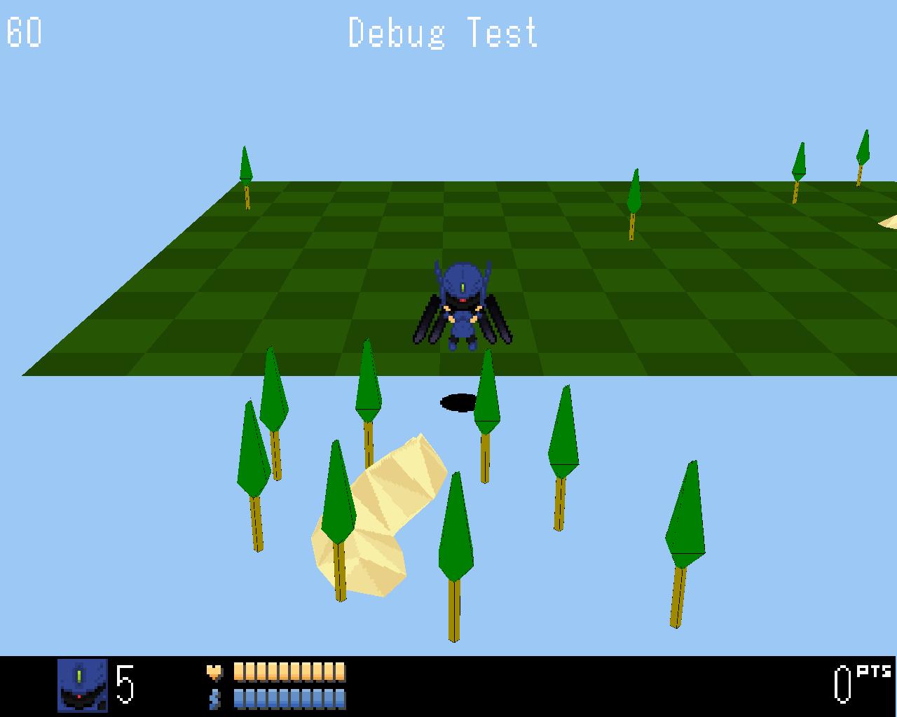 [Résolu] 3D Disparition d'objets  Screen_Inifinite_Debug