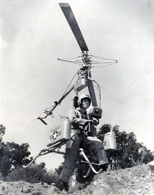 X- Hawk Voiture volante Pw-1