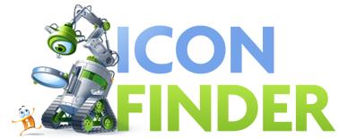 موقع للبحث عن الأيقونات والشعارات Iconfinder-Search