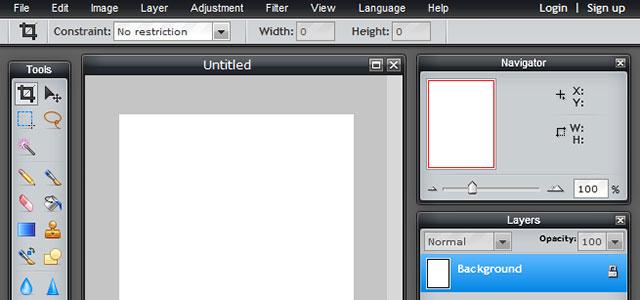 تطبيقات مفيدة للمصممين Pixlr