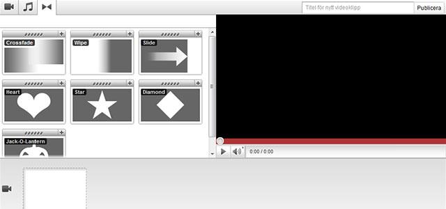 تطبيقات مفيدة للمصممين YouTubeEditor