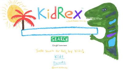 جوجل تطلق محرك بحث للاطفال - جميل والله- Kidrex