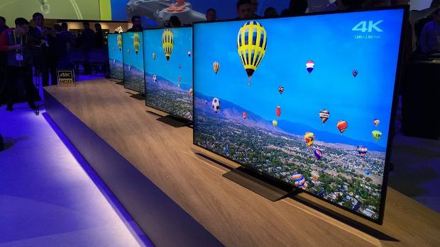 1080p, 4K, HDR.... Quel écran TV moderne se payer ? Sony_4K_TV
