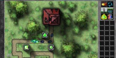 Recopilación de Juegos Tower Defense  Gemcraft