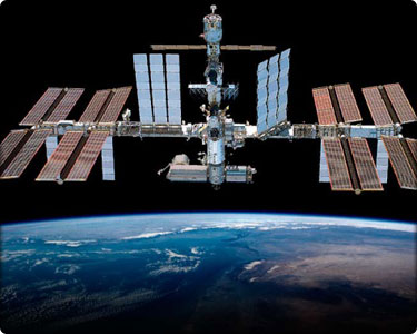 NASA Researcher Releases Video Evidence Showing ISS Being Filmed In A Studio ISS2