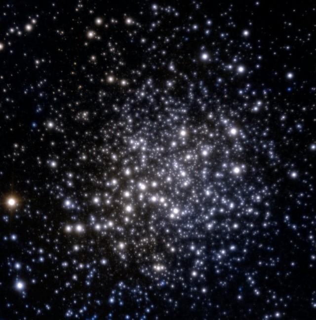 Une fouille cosmique révèle les vestiges de blocs élémentaires primordiaux de la Voie Lactée Terzan-5-amas
