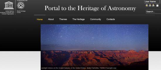 Unesco: un site pour le patrimoine mondial de l'astronomie Unesco-patrimoine-astronomique