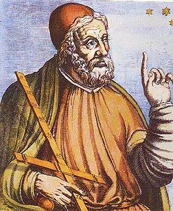 Où est donc passé le Moyen-Age ? Claudius-Ptolemaeus