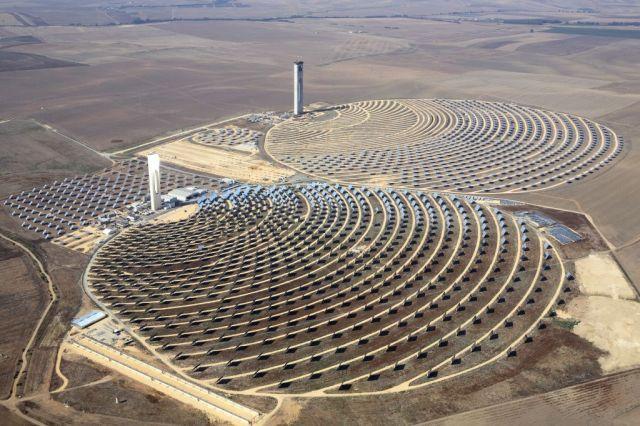 Inauguration de la plus grande centrale solaire à collecteurs d'Europe Centrale-solaire-Seville-PS20-PS10
