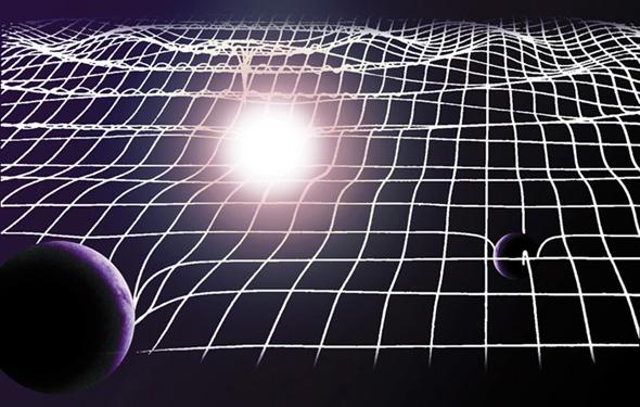 Le boson de Higgs annonce une fin cataclysmique pour l'Univers Deformation