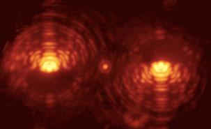 Détecter les exoplanètes près de leur étoile Exoplanetes