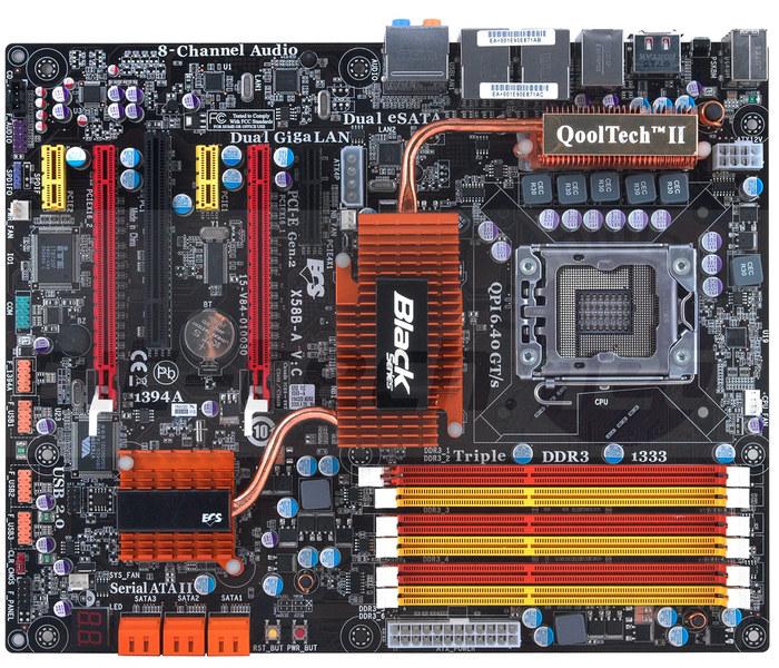 Liste de touts les boards socket LGA 1366 88a