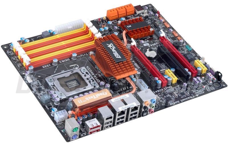 Liste de touts les boards socket LGA 1366 88b