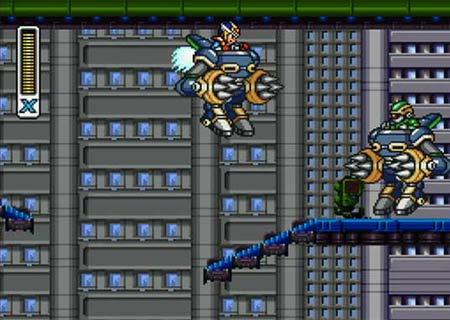 Megaman X2 (SNES) Review Mega-man-x2