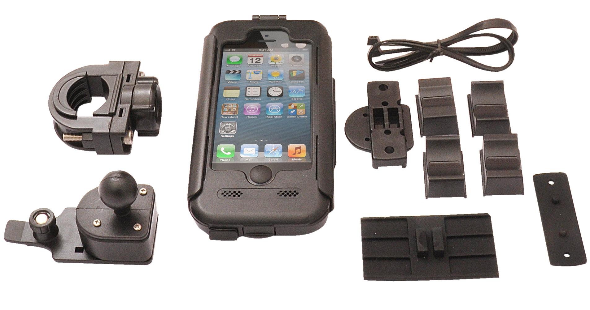Support pour smartphone étanche TGbikeconsole-BOITE-ACCESSOIRES-i5-2014