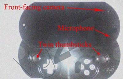 Aqui estão as Primeiras Imagens da PSP2 PSP2-prototipo