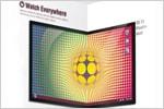 TV 3D Flexível Samsung-TV-3D