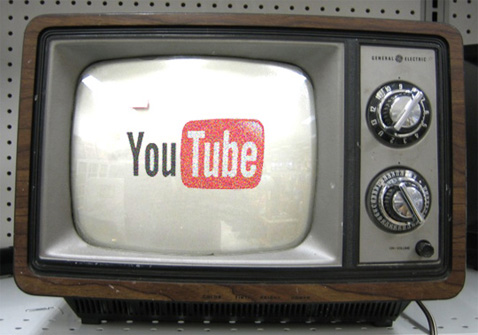 YouTube revela os 10 vídeos mais vistos de 2010 Youtube-televisao